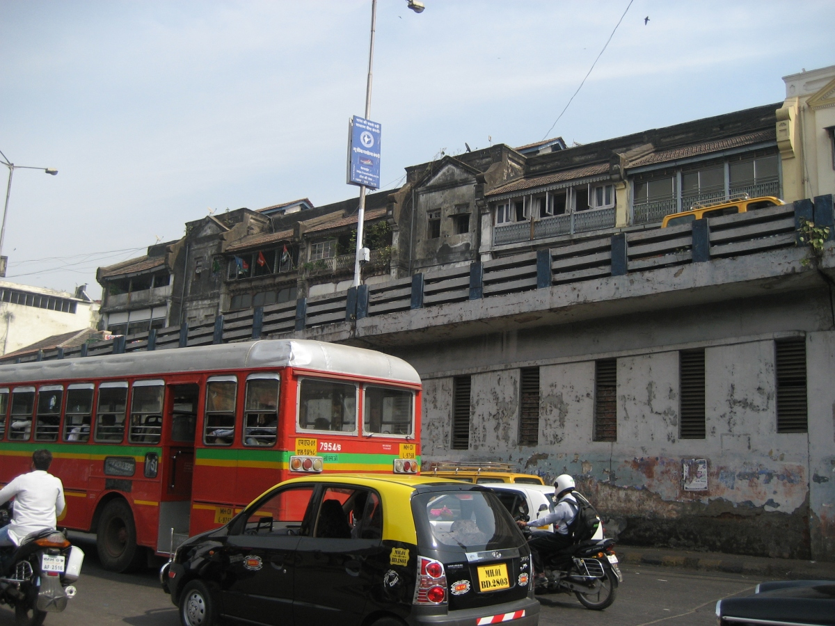 City Bypassed: The casualties of Mumbai's urban renewal